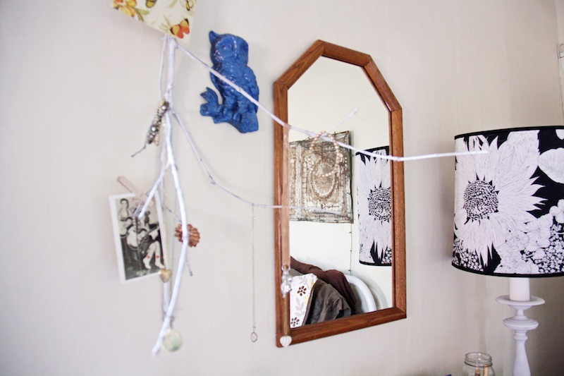 Branch Jewelry Hanger | redleafstyle.com