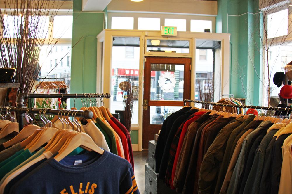 3 Amazing Vintage Stores in Portland, Oregon | redleafstyle.com