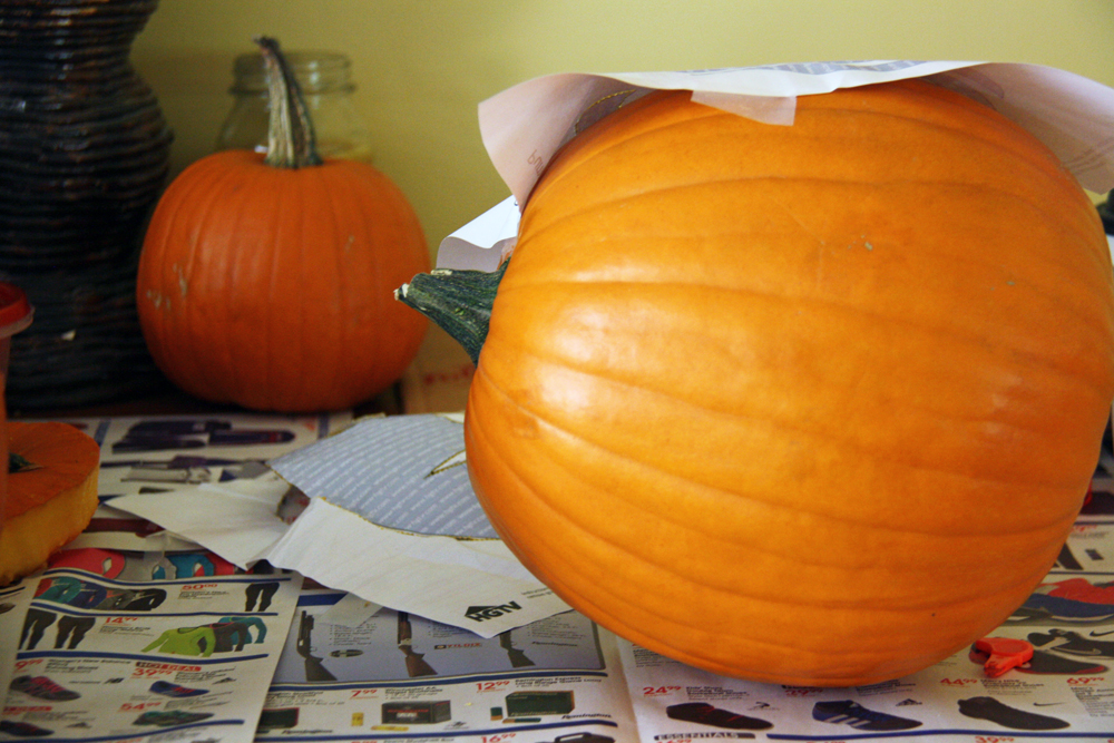 Pre-Carving | redleafstyle.com