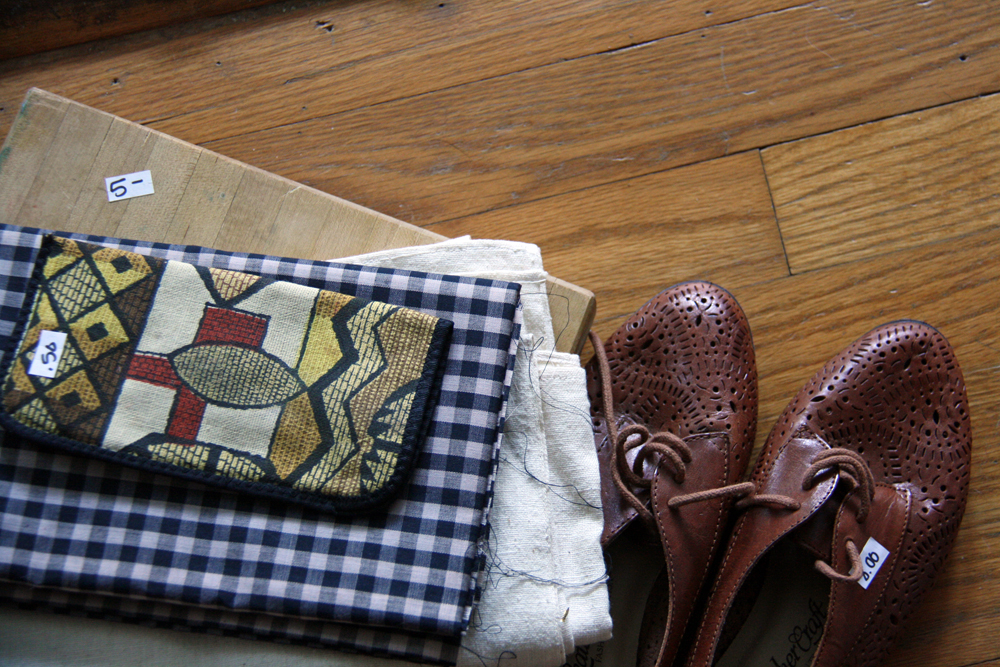 Vintage shoes | redleafstyle.com