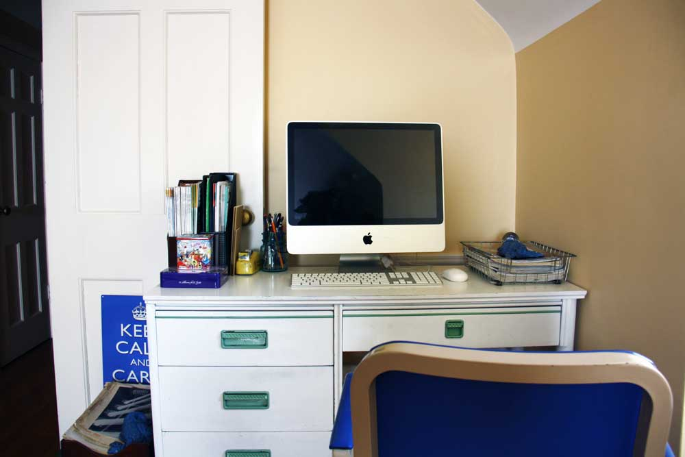 Home Office | redleafstyle.com
