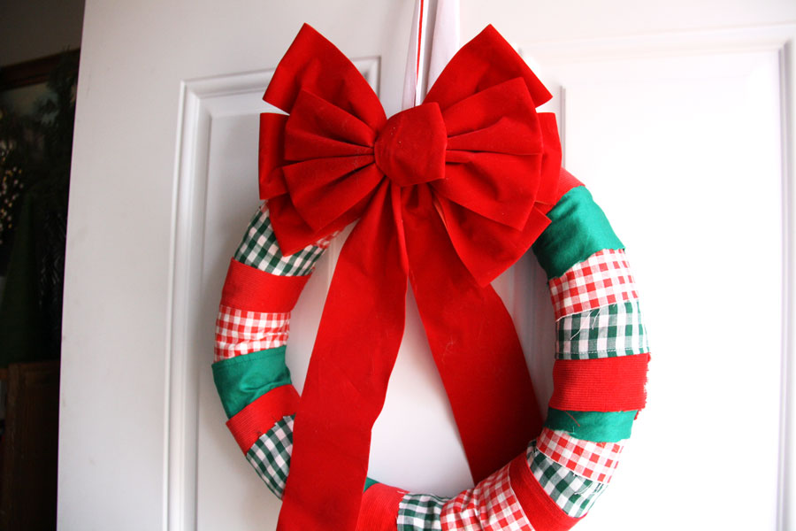 fabric_wreath