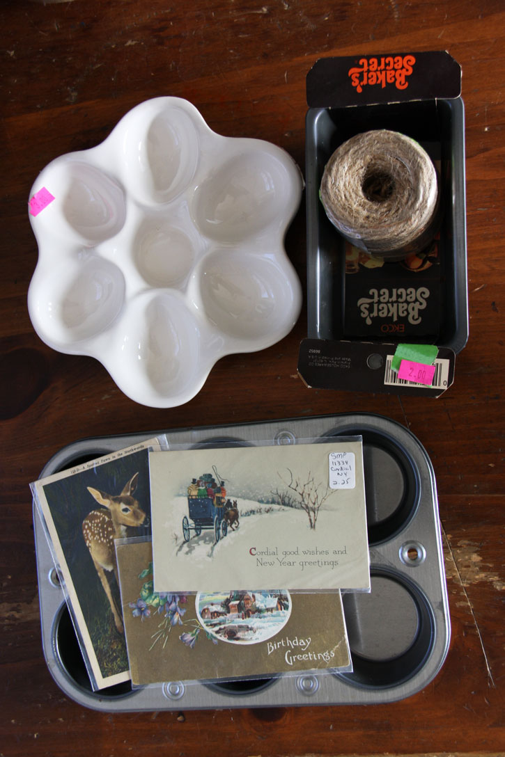 Weekend Finds: Saturday Estate Sale Treasures   redleafstyle.com