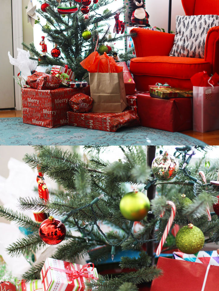 Target Christmas Tree Storage Part - 48: A Christmas Tree Is Required, Right? I Dug This One Out Of My Storage Unit.  Can You Believe My Sister Didnu0027t Have A Christmas Tree? After A Trip To  Target, ...